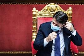 """  Giuseppe Conte, uno 'splendido discorso'"" (di Carlo Gambescia)"