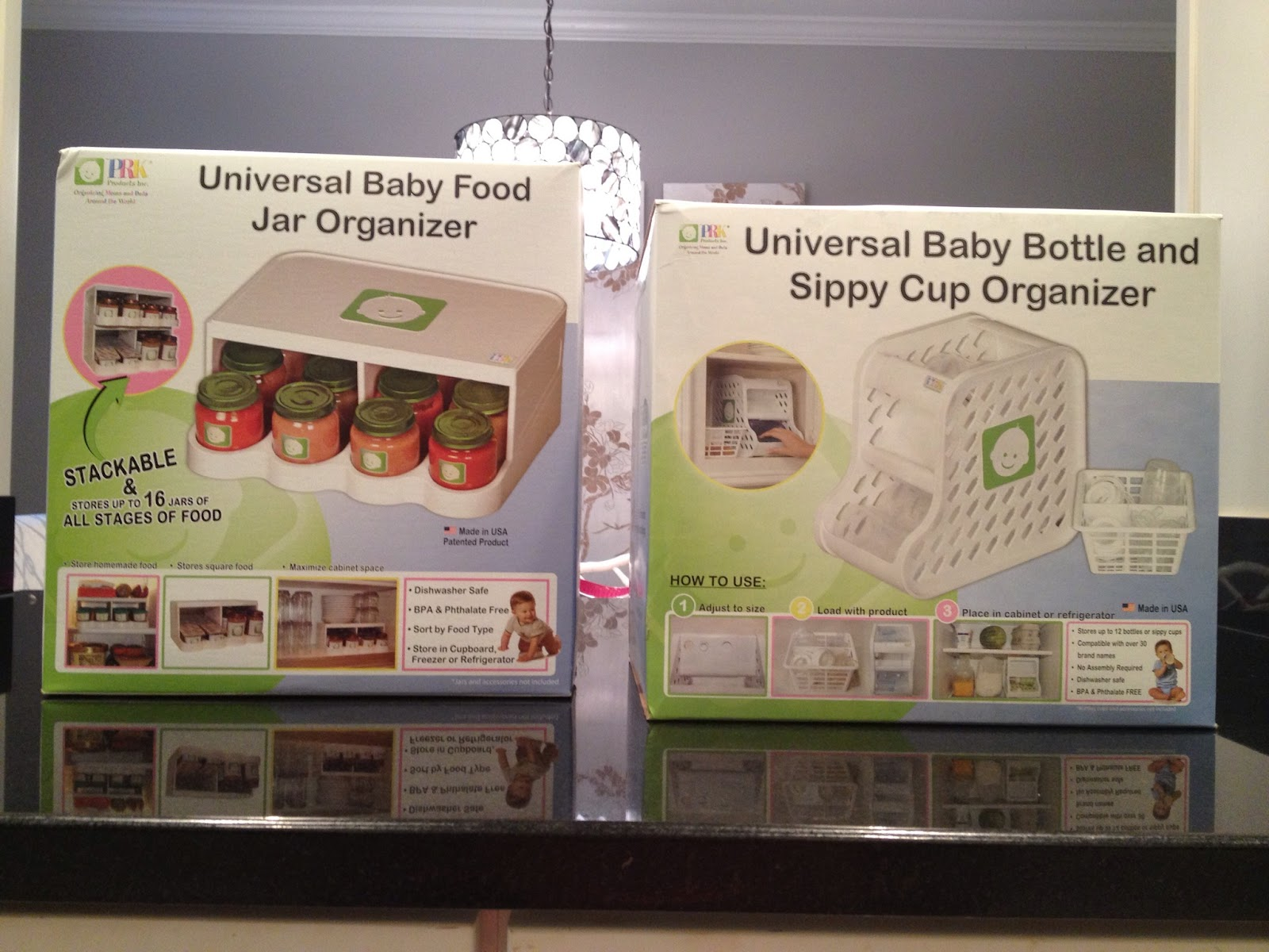 Living Consciously Organizing Baby