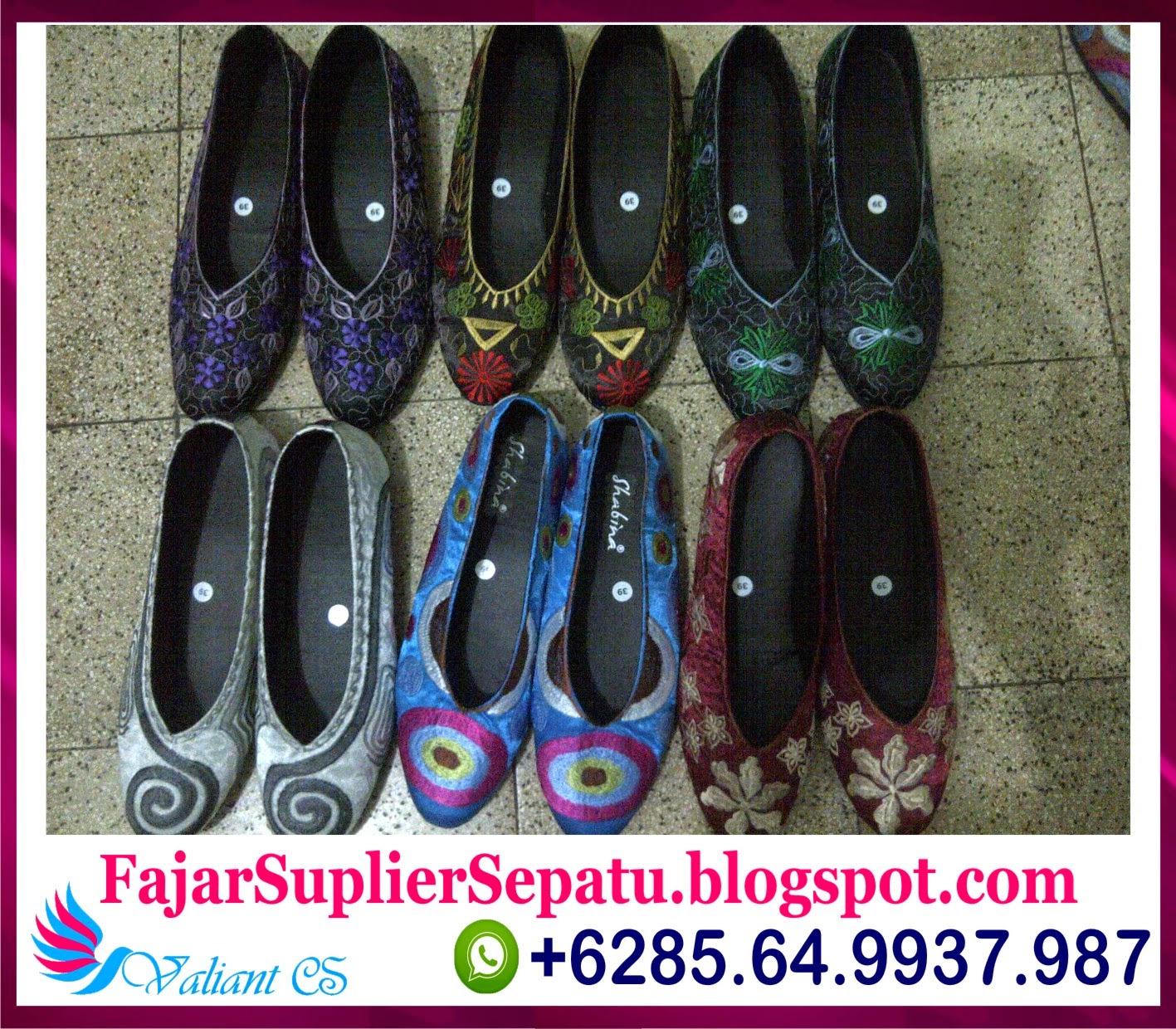 Sepatu Bordir Murah, Sepatu Cantik Wanita, Sepatu Cantik Murah, +62.8564.993.7987