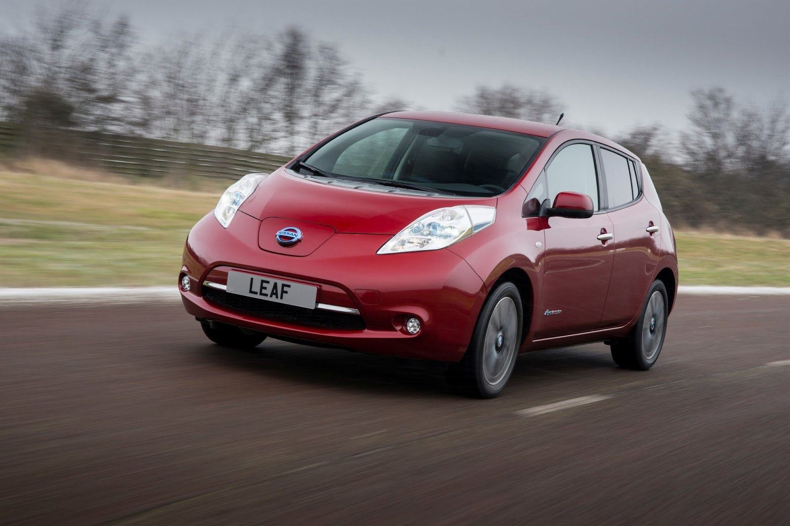 Nissan Announce Battery Replacement Program For Leaf.