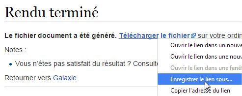 capture d'écran Wikipédia