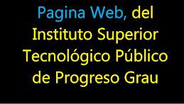 Pagina Web del Instututo de Progreso