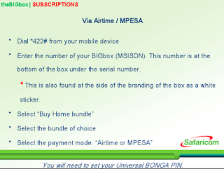 """TECH: What You Need To Know About Safaricom's """"The Big Box"""""""