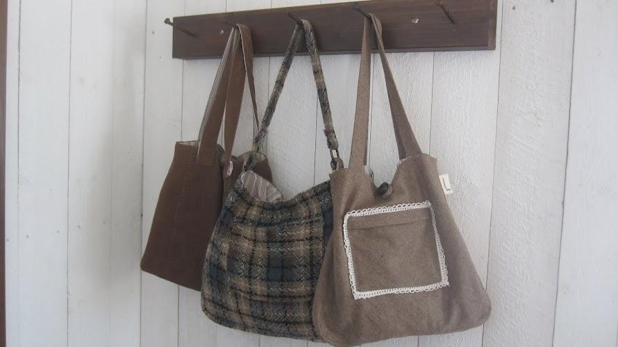 Liina-laukkuja