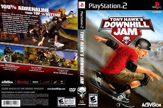 Tony Hawks Downhill Jam NTSC %255Btheps2games.com%255D Download Tony Hawks Downhill Jam | PS2