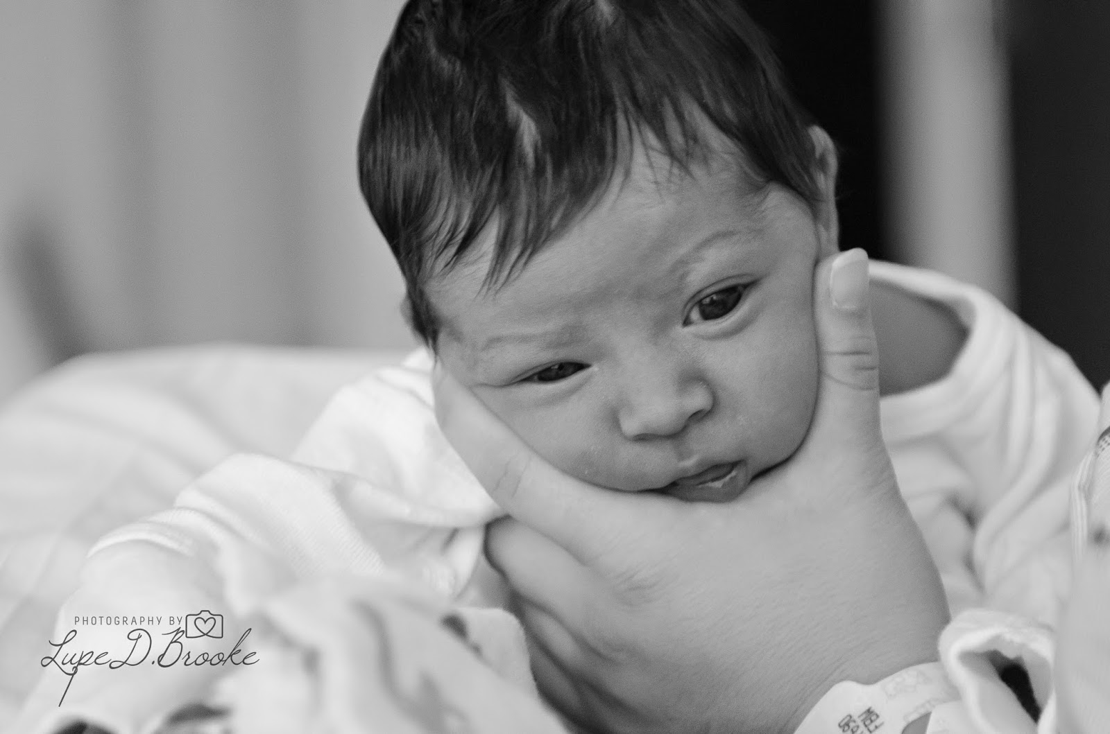 She was such a good baby for these shots shes going to love the camera just as much