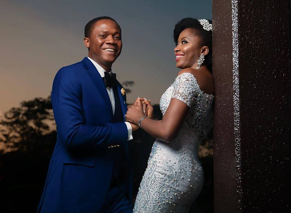 COUPLE OF THE WEEK: ALFRED & MARIAM