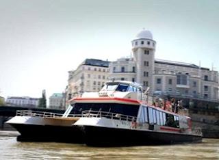Crucero por el Danubio - Viena