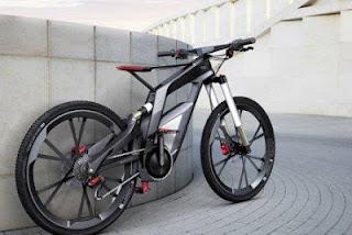 sepeda unik canggih