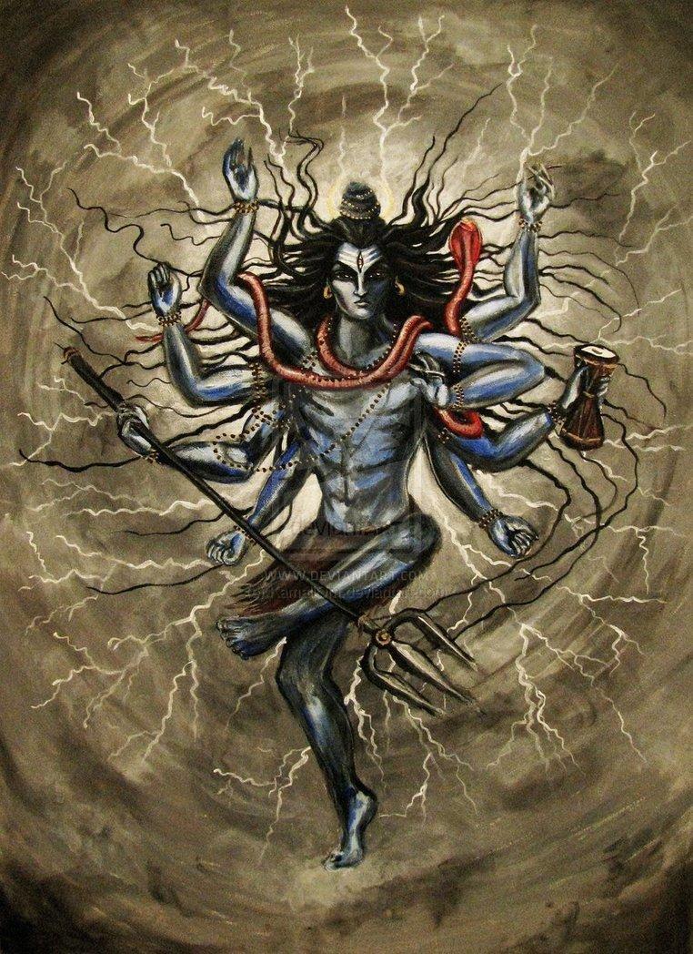 Lord Shiva Angry Lord shiva angry