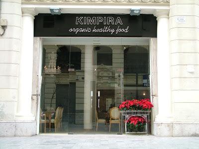 Restaurante Kimpira en Valencia