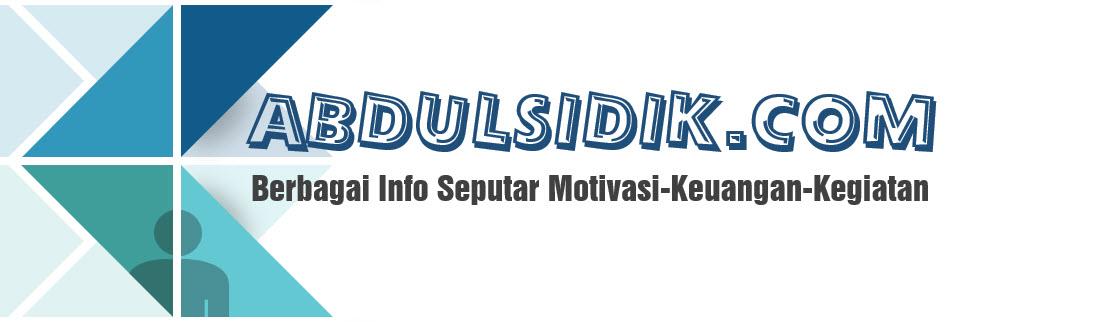Abdul Sidik.COM