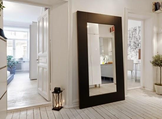 Los espejos como elementos de decoración
