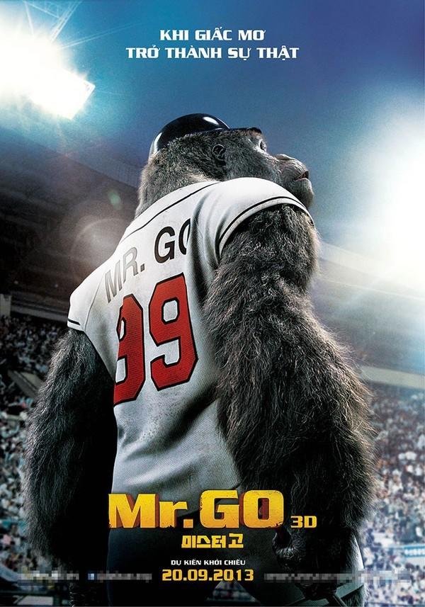 Siêu Sao Tinh Tinh - Mr. Go
