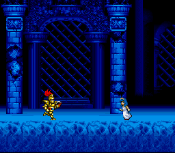 Игра Super Ghouls n Ghosts