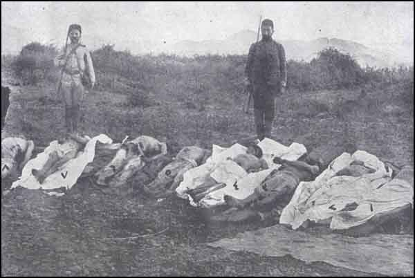 Armenian Genocide  Turkish civilians were massacred the truth of Armenian Genocide the fact of Armenian genocide Armenian genocide is a lie bruce fein ASALA terrorist Armenian Roulette civilians killed