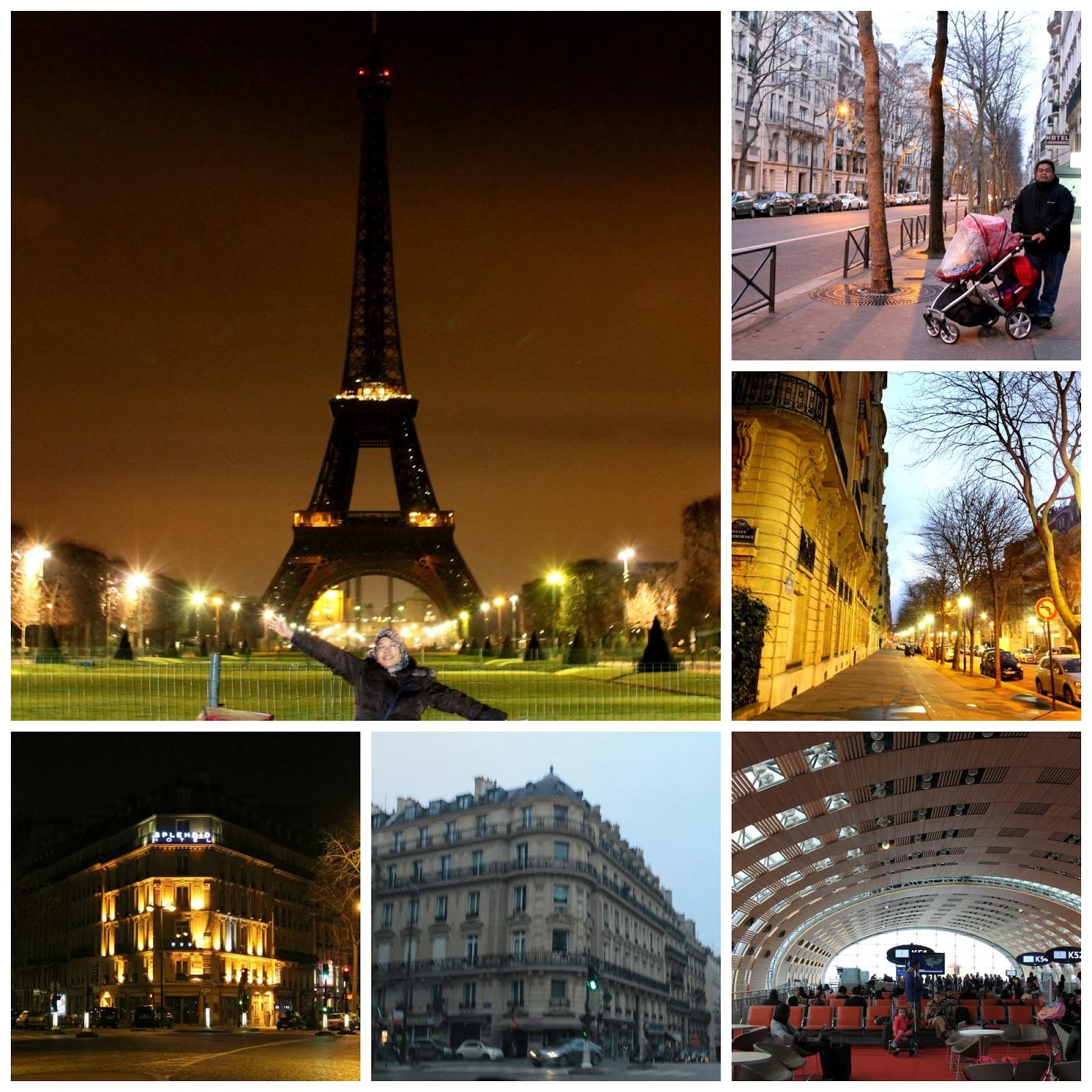{Paris, France}