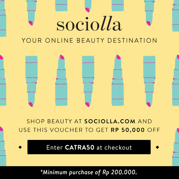 Happy Shopping in Sociolla!