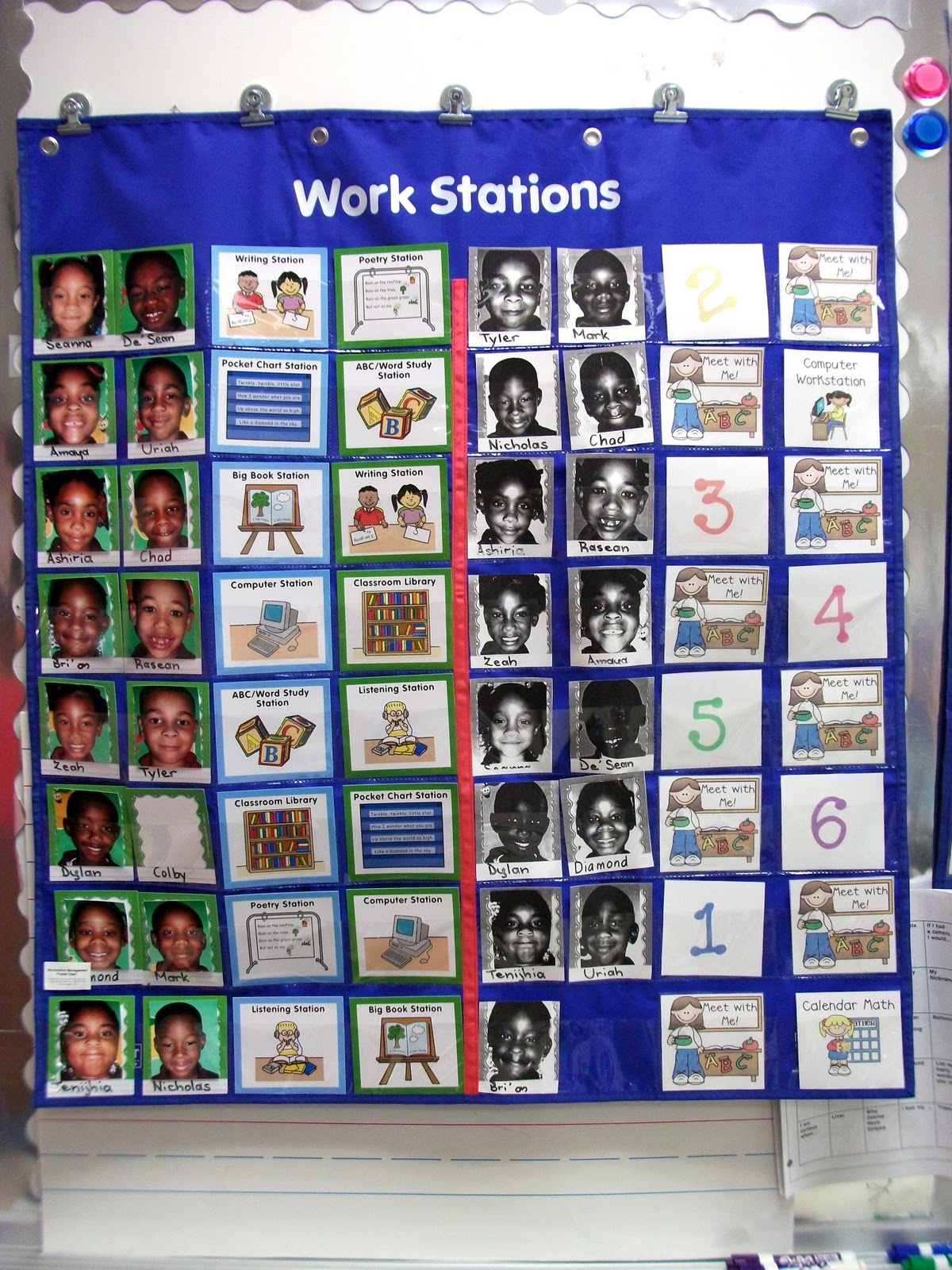 Classroom Workstation Ideas : First grade fresh my classroom randomness