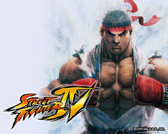 #23 Street Fighter Wallpaper