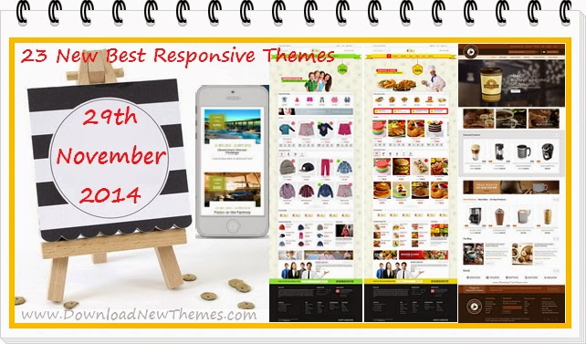 New Best Responsive Premium Themes