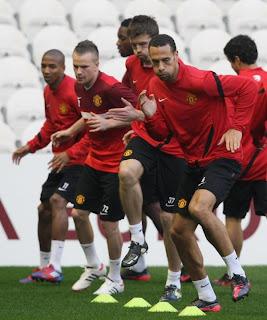 Berita Manchester United id, Man United vs Shanghai Shenhua