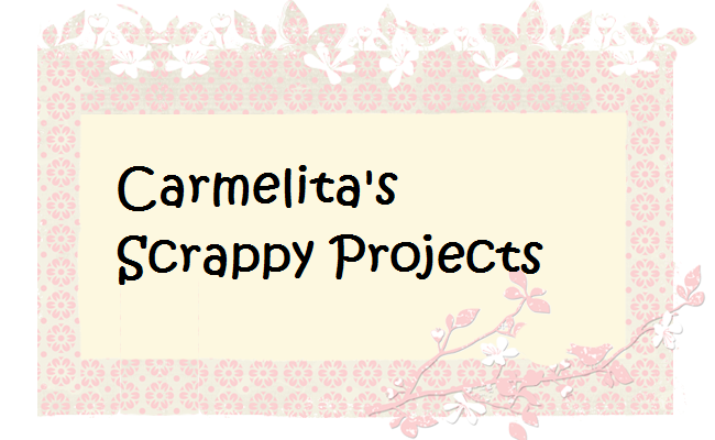 Carmelita's Scrappy Projects