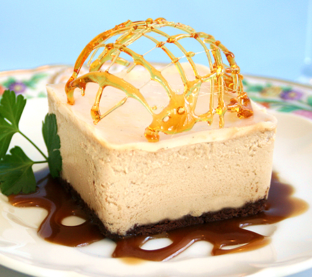 Caramel Macchiato Cheesecake Recipes