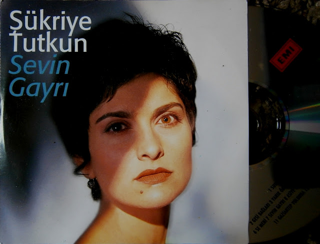 Şükriye Tutkun - Sevin Gayri on EMI 1996