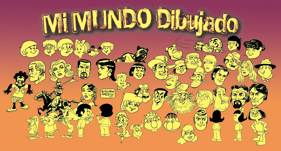 Mi mundo dibujado