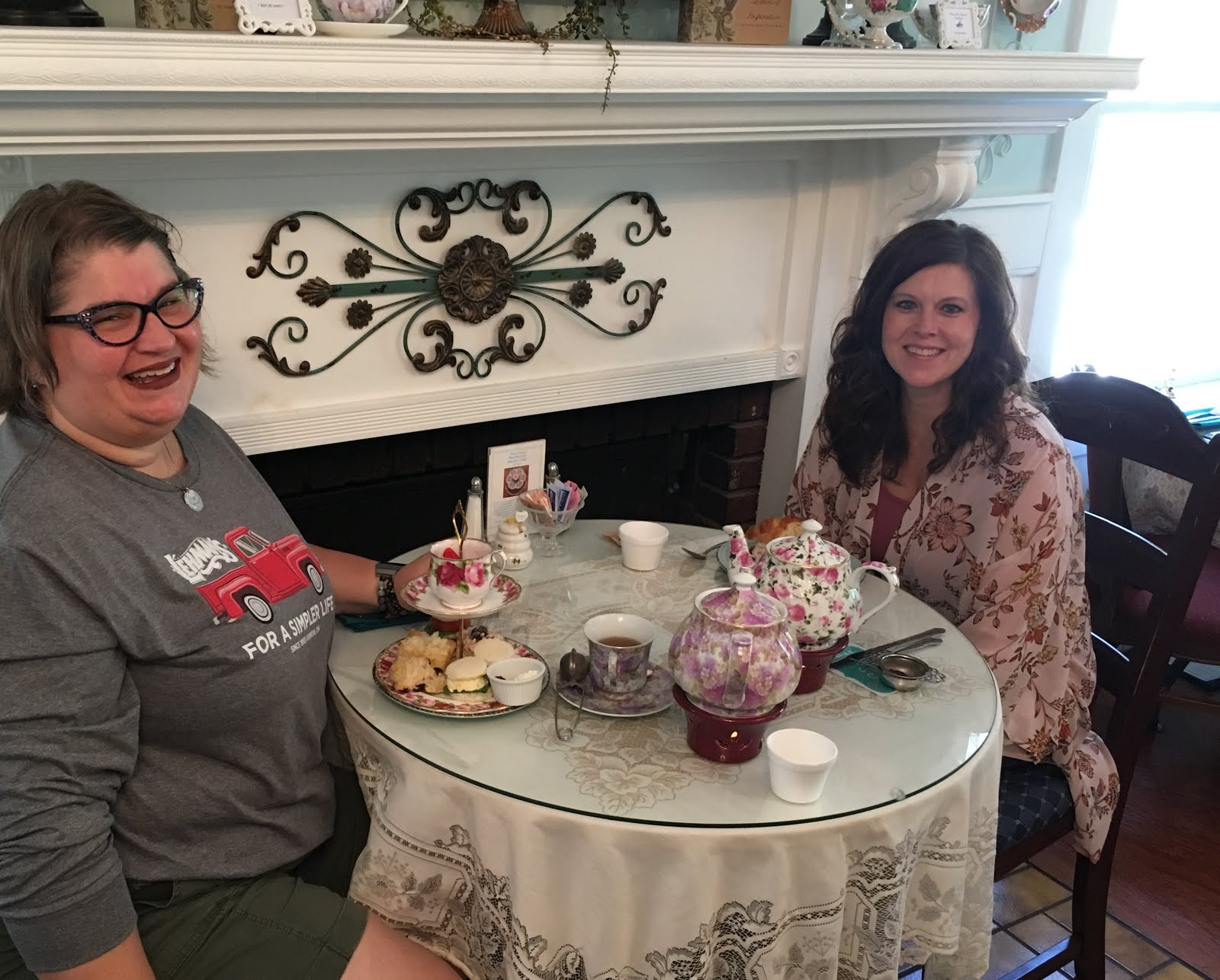2019 Miss Hickory Tea Room, Orange Blossom Oolong, Strongsville OH