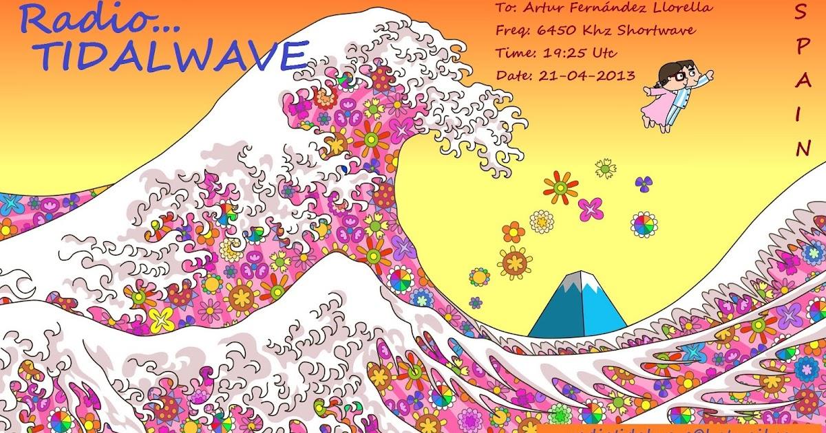 MARESME DX: QSL Radio Tidalwave