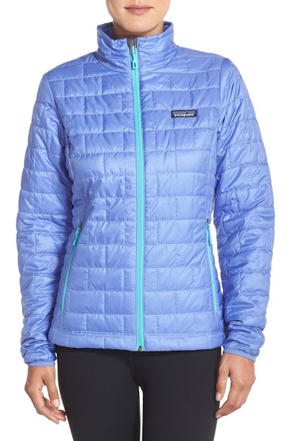 patagonia nano puff jacket preppy workout gear