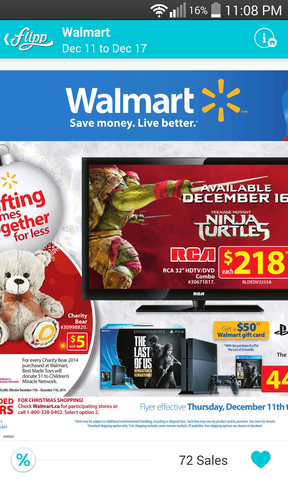Affordable Gifts From Top Brands at Walmart #Flipp4Holidays