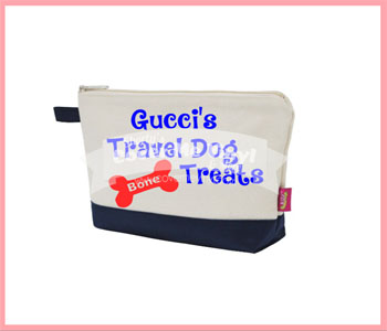 Travel Pet Treat Bag