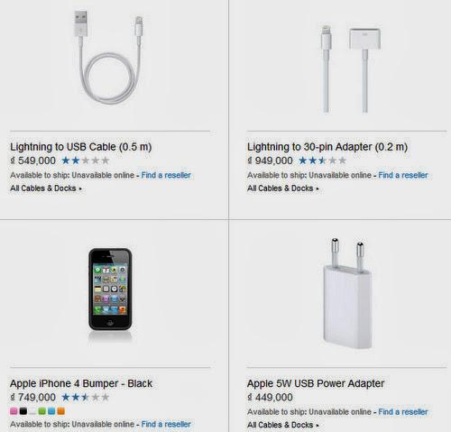 Cách phân biệt sạc Iphone Zin, Xịn và hàng Fake