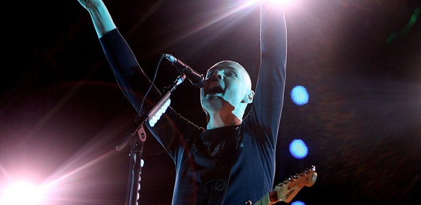 Billy Corgan - Smashing Pumpkins - Brasil