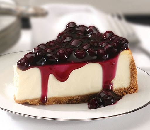 Recipes, Food, Blueberry Cheesecake, Dessert