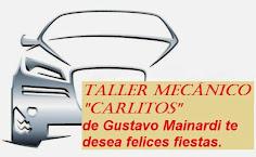 """TALLER MECÁNICO """"CARLITOS"""""""
