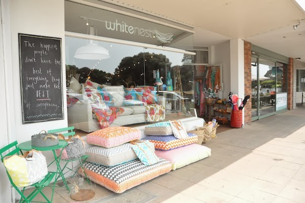 White Nest, Blairgowrie, Home Decor Shop