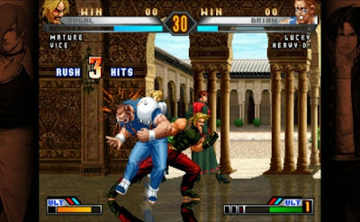 The King of Fighters 98 PC Games Free