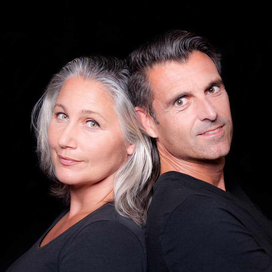 Team Artstudio23.com, Melanie & Hans