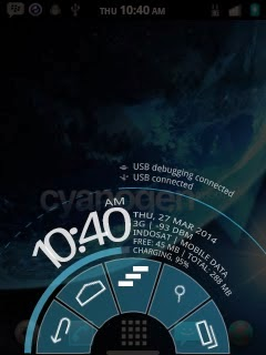 Paranoid android 4.2 Pie