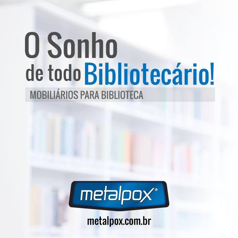 Mobiliário para bibliotecas