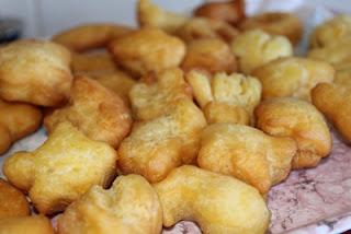 Bánh donut bí đỏ 10