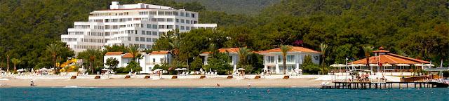 Royal Palm Resort Hotel Balayı Suitleri