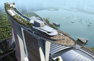Marina Bay Sands Sky Park