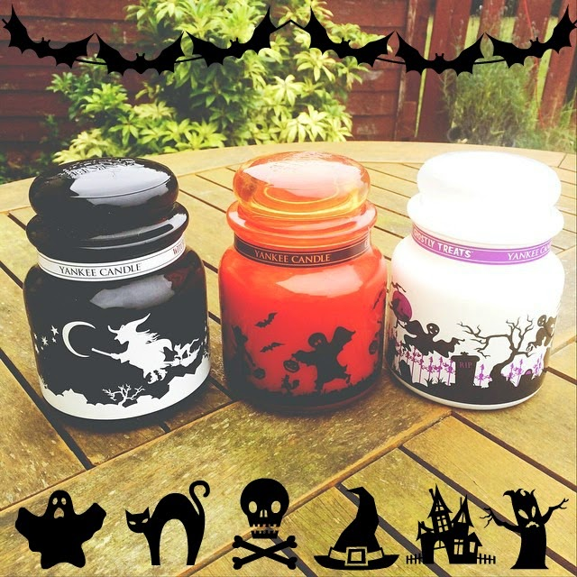 Yankee Halloween Candles 2014