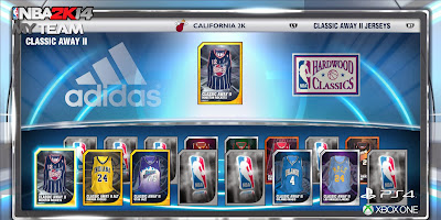 NBA 2K14 MyTeam Next-Gen