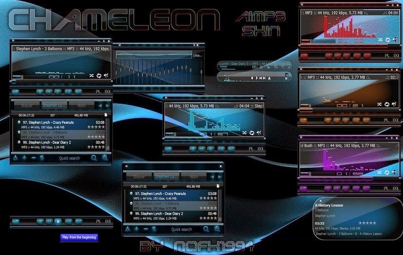 Download AIMP3 Skin Pack